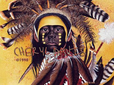 Strength in Tradition by Cheryl Davis