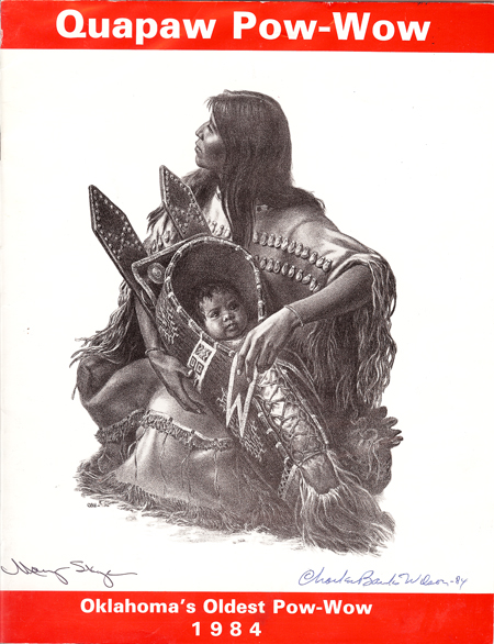 Plains Madonna by Charles Banks Wilson